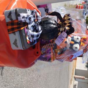 Photo of Halloween baskets