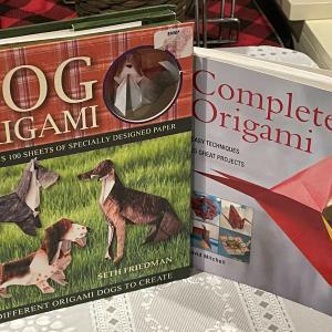 Photo of Dog Origami Set