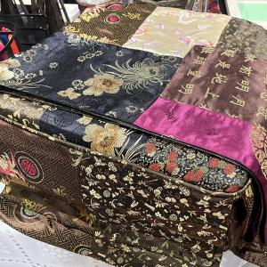 Photo of Silk Seat Cushions & Dining Table Runner