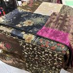 Silk Seat Cushions & Dining Table Runner