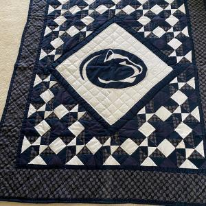 Photo of New Penn State Quilt