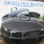 cover oval roaster - turkey time