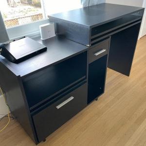 Photo of Black Desk