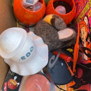 Photo of Miscellaneous  Halloween Box