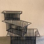 Lot 83 - Vintage Metal Window Boxes