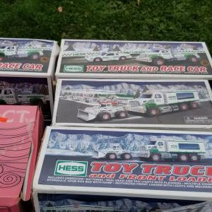 Photo of Hess Trucks ($20 each)
