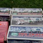 Hess Trucks ($20 each)