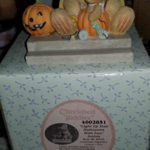 Photo of Cherished Teddies ($20, $25 and $40 each)