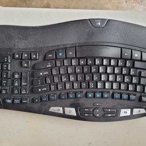 Photo of Logitech wireless key board