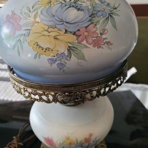 Photo of Vintage bedside lamp