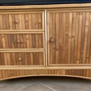 Photo of Bamboo TV Console