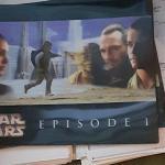 Unusual star wars collectible item