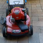 TORO 22 in RECYCLER FWD SMART STOW  Lawn mower