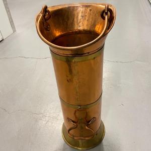 Photo of Copper 5kan Coal Scuttle Bucket