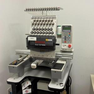 Photo of Toyota ESP9000 Commercial Embroidery Machine