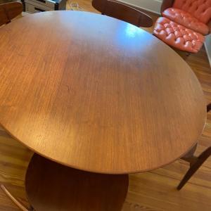 Photo of Mid Century Modern Tulip Dining Table