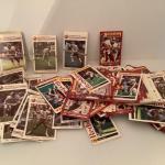 H970 Lot of Vintage Washington Redskins Football Cards
