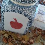 Apple large jar