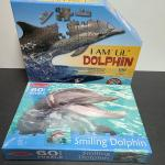 Lot 206: New Kids Dolphin Puzzles