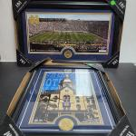 Lot 208: Highland Mint Notre Dame Collectible/Giftware/Art