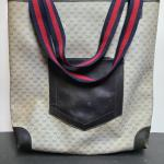 Lot 207: Vintage Gucci Tote As-Is