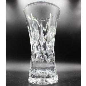 Photo of Rogaska Lead Crystal Flower Vase