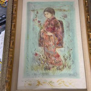 Photo of Edna Hibel limited