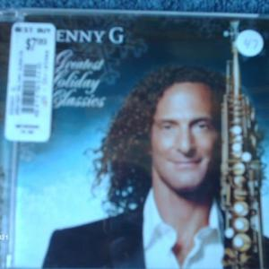 Photo of kenny G